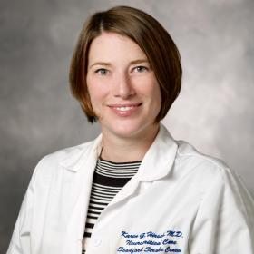 Karen G  Hirsch, MD   Stanford Health Care