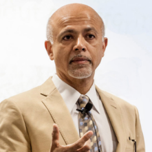 Abraham Verghese, MD, MACP