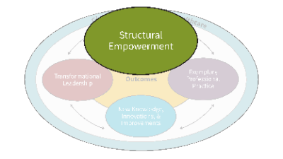 Magnet Model: Structural Empowerment