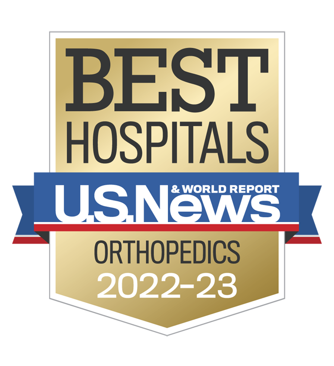 us news orthopedics badge