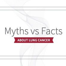 Lung Cancer Myths & Facts