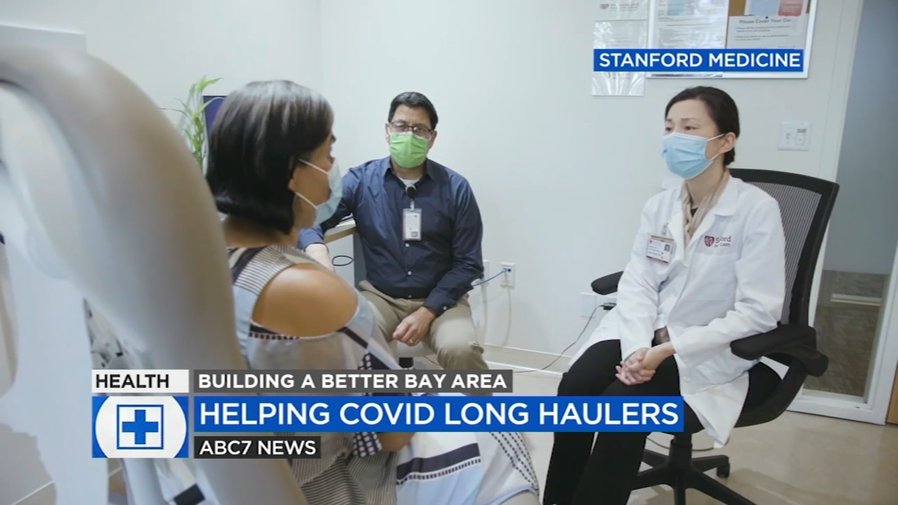 ABC7: Stanford clinic aims to help 'COVID long-haulers'