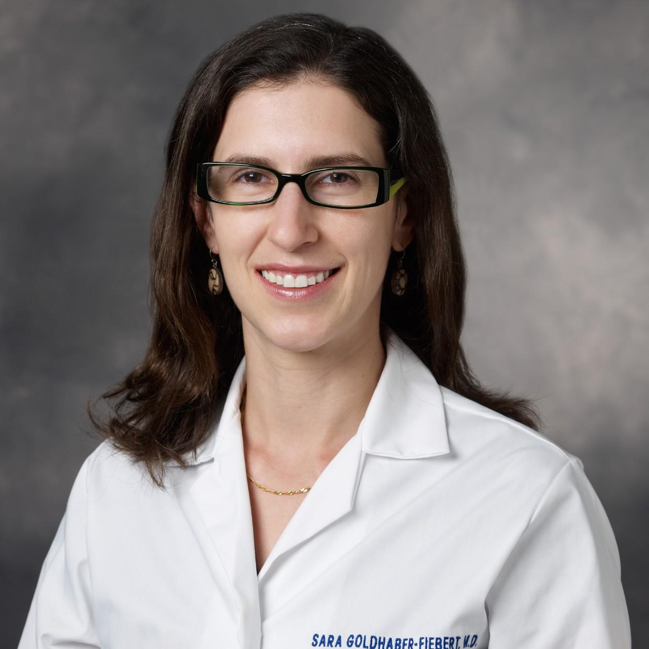 Sara Goldhaber-Fiebert | Stanford Health Care