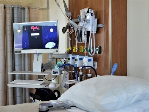 EPIC bedside