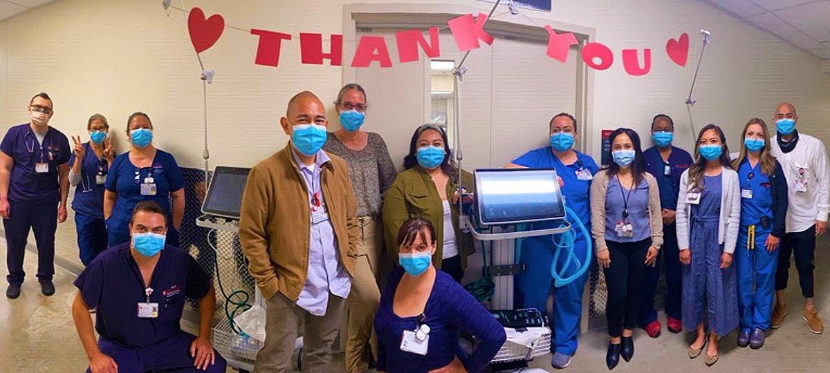 Pulmonary Function Lab Team
