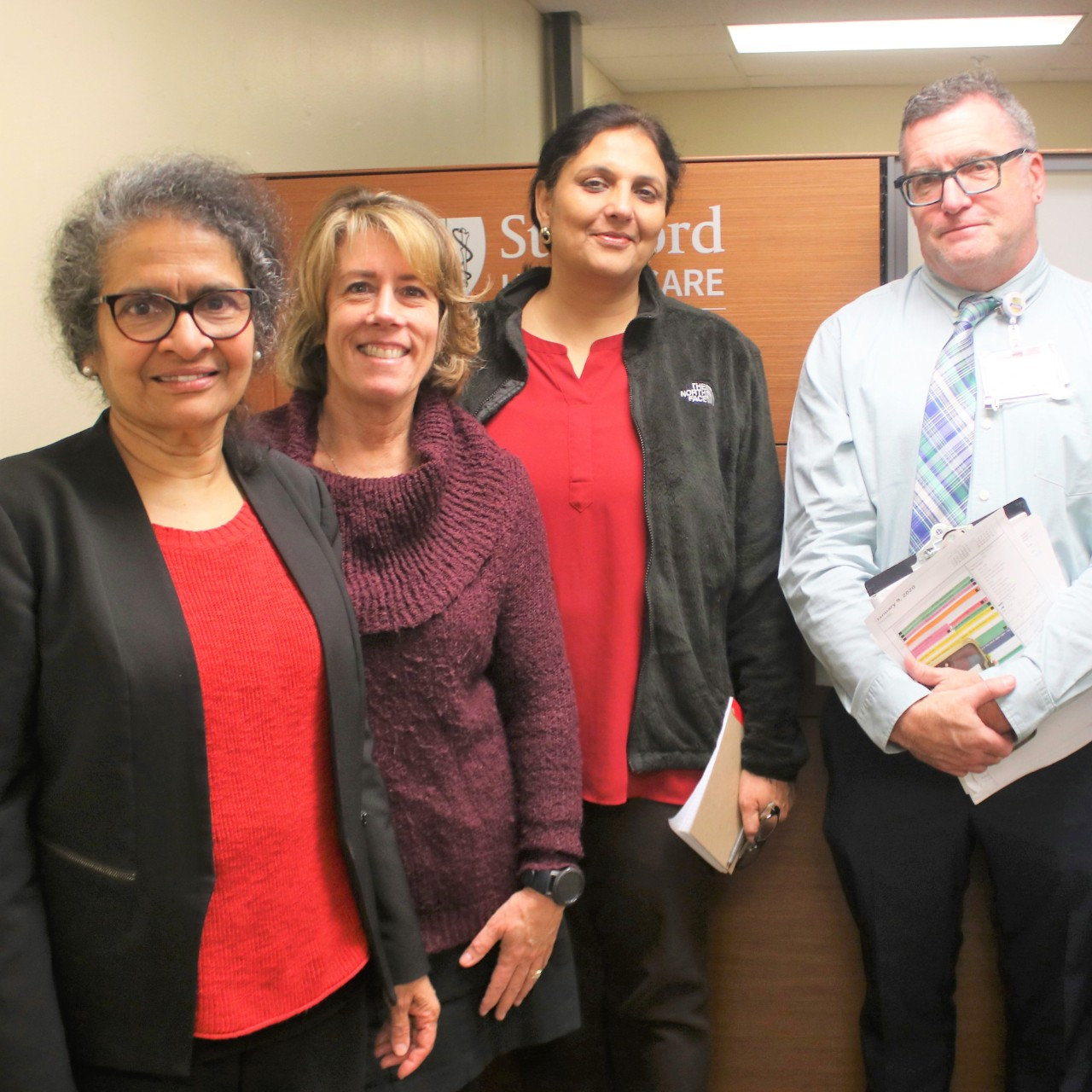 SWCM Aging Adult Services Team