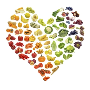 fruits and vegetables as part of your cancer diet